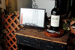 VineyardDisplay