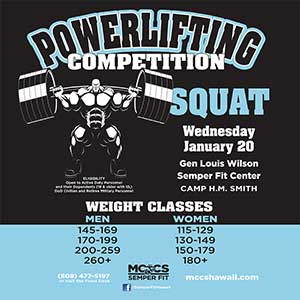 Powerlifting Competition