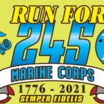 Run For 245 Competition