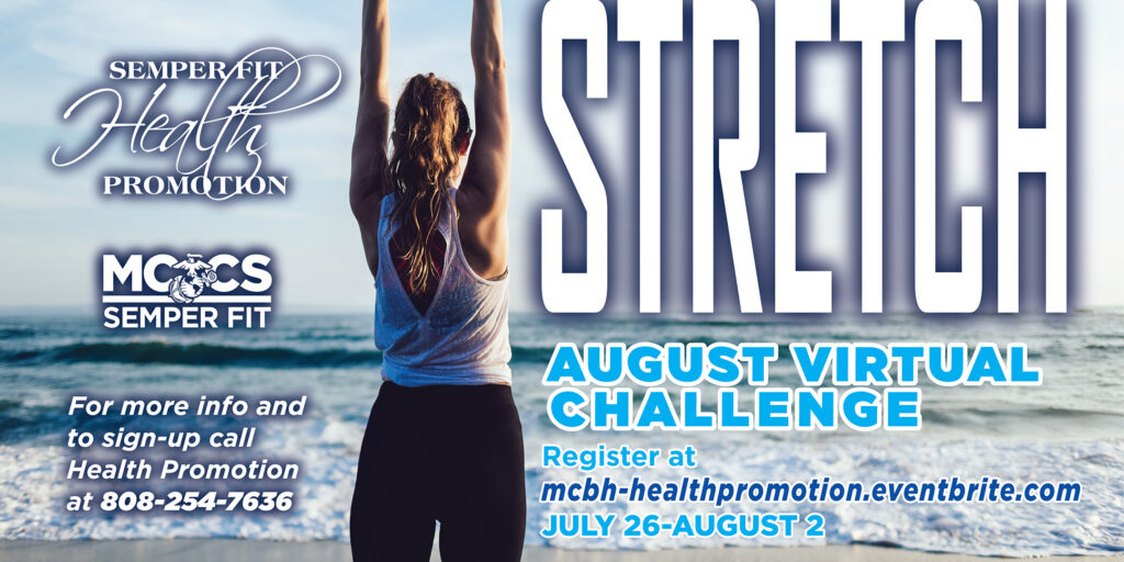 Health Promotion August Challenge