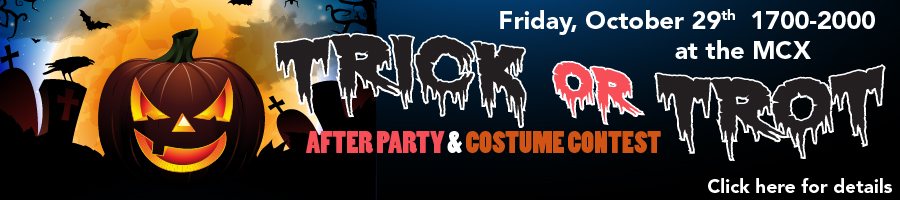 MCX Trick or Trot After Party